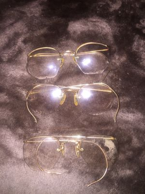Vintage glasses with frames 3 for Sale in Lynnwood, WA