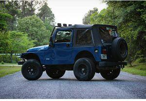 1997 Jeep Wrangler for Sale in Macon, GA