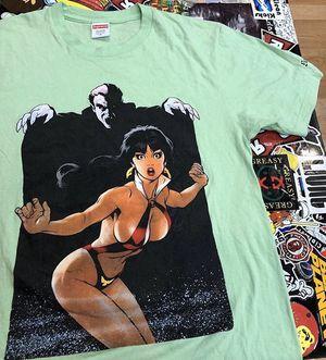 Supreme vampriella tee size medium for Sale in Oakland, CA