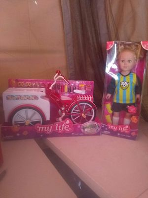 Dolls and accessories for Sale in Thornton, CO