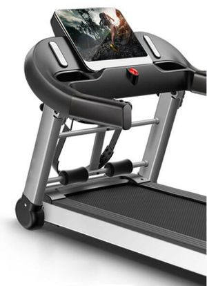 Go to dtevolution (Dot) net / 11 INCH LARGE SCREEN ELECTRIC FOLDABLE TREADMILL for Sale in Cleveland, OH