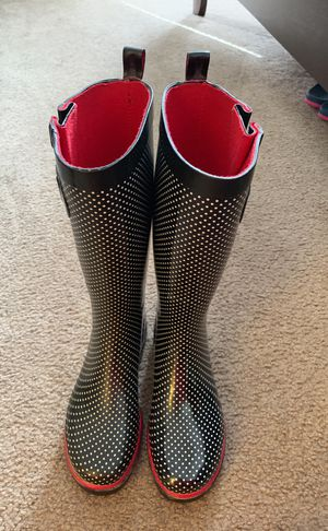 Rain boots for Sale in Raleigh, NC
