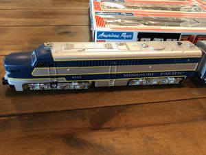 American Flyer S Gauge Missouri Pacific set for Sale in Jacksonville, FL