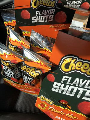 Cheetos flavor shots asteroids for Sale in Los Angeles, CA