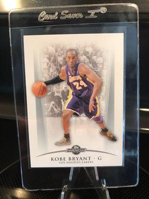 2008 Topps Kobe Bryant Basketball Card - Lakers Jersey 24 Black Mamba Memorabilia - RARE NBA Collectible - MINT - $29 OBO for Sale in Carlsbad, CA