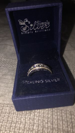 Sterling silver ring for Sale in Olympia, WA