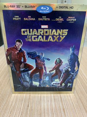 Guardians of the Galaxy Blu-ray + Blu-ray 3D for Sale in Jacksonville, FL