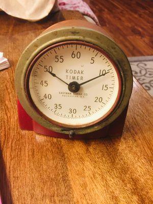 Kodak timer clock vintage for Sale in Ontario, CA