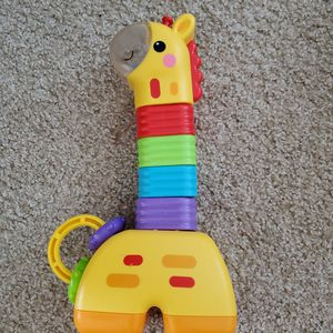 Fisher-Price Little Stackers Giraffe for Sale in Irvine, CA