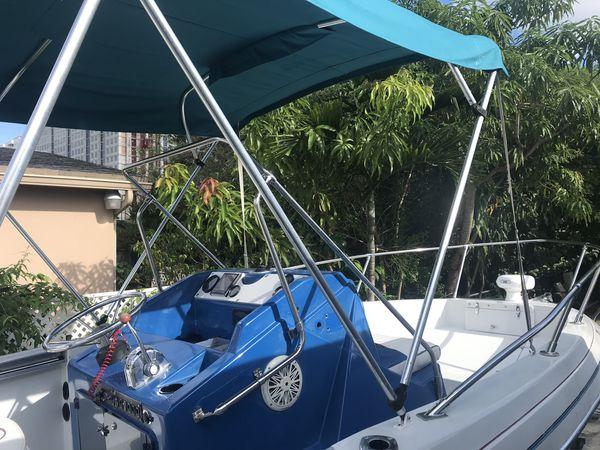 Bayliner 18.7 ft boat