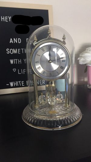 Old time clock, working.. when it wants for Sale in Bakersfield, CA