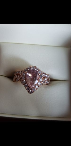 Neil Lane morganite Ring for Sale in Largo, FL