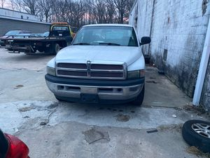 2001 Dodge ram 1500 it's a truck it runs and drives that should say at all for Sale in Dundalk, MD