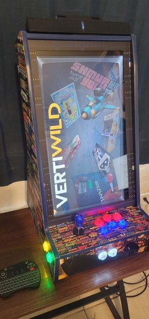 """MAME 24"""" Vertical Raspberry Pi Arcade Complete for Sale in Biscayne Park, FL"""