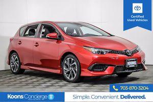 2017 Toyota Corolla iM for Sale in Vienna, VA