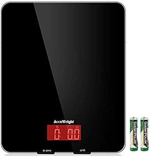 AccuWeight 201 Digital Multifunction Meat Food Scale,0701FLO27 for Sale in OH, US