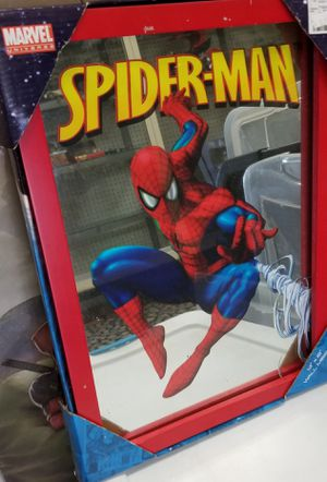 Marvel Spiderman Wall Mirror Unopened 13×18 for Sale in Baltimore, MD