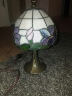 Small Stained Glass Lamp for Sale in Taylors, SC