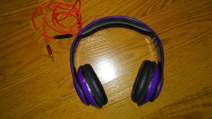 BEATS. Wired Headphones Dark purple for Sale in St. Louis, MO