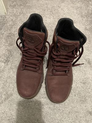 Timberland boots size 8.5 for Sale in San Mateo, CA