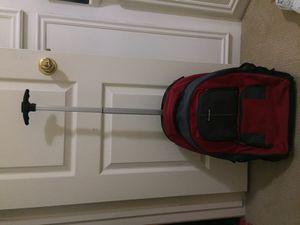 Samsonite rolling backpack for Sale in Houston, TX