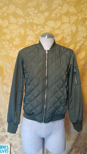 Blue rain light jacket size small for Sale in Portland, OR