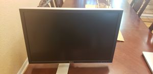 Dell computer monitor 24in for Sale in Plant City, FL