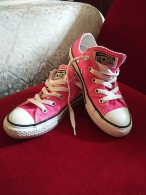 Converse Kids Hot Pink for Sale in NEW PRT RCHY, FL