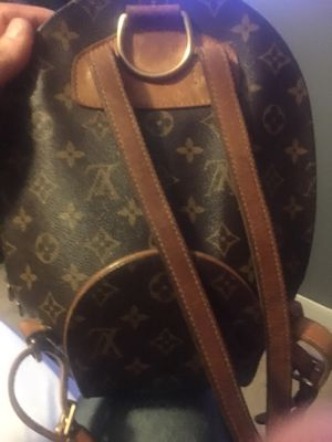 Louis Vuitton th0036 backpack for Sale in Denver, CO