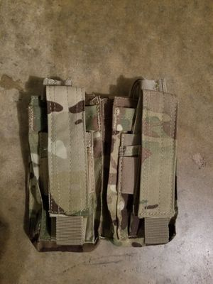 Double multicam kangaroo pouch for Sale in Saint Robert, MO