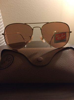 Brand New Authentic RayBan Aviator Sunglasses for Sale in El Segundo, CA