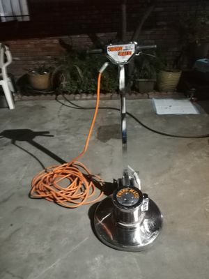 Thoro Matic Floor Scrubber Polisher TM20 for Sale in Maywood, CA
