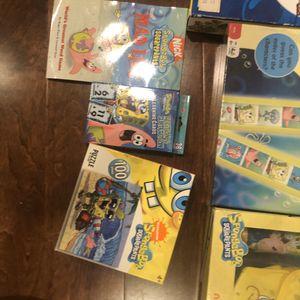 Spongebob squarepants Board Game Bundle for Sale in East Garden City, NY