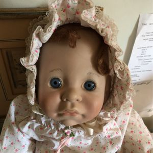 1985 Lee Middleton First Moments Open Eye Doll for Sale in Levittown, PA