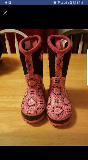 Kid rain boots for Sale in WA, US
