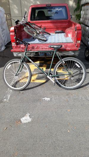 Bianchi Timber Wolf 21.5 inch Mountain Bike for Sale in Puyallup, WA