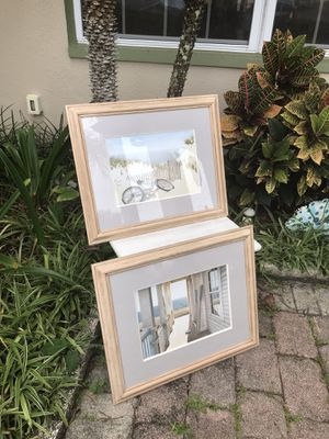 Pair of Coastal Pictures for Sale in Holiday, FL