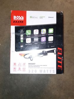 Boss Full Touch Screen Radio With Back Up Cam for Sale in Pickens,  SC