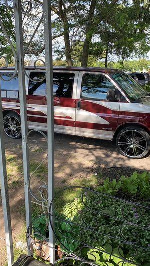 Chevy express van for Sale in Pontiac, MI