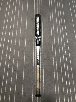 DeMarini Voodoo 2012 BBCOR 32/29 Baseball Bat (-3) Black & White Good Condition for Sale in Newton, MA
