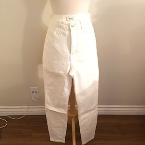 HIGH WAIST PANTS SIZE 28 for Sale in Glendale, CA