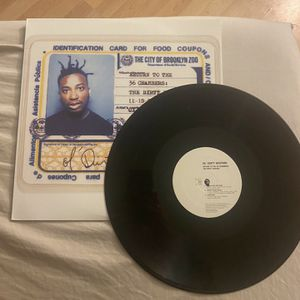 Ol' Dirty Bastard Return To The 36 Chambers: The Dirty Version 1995 Vinyl LP Hip Hop And Rap Music Wutang Clan for Sale in San Jose, CA