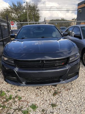 2016 DODGE CHARGER SXT for Sale in Hollywood, FL