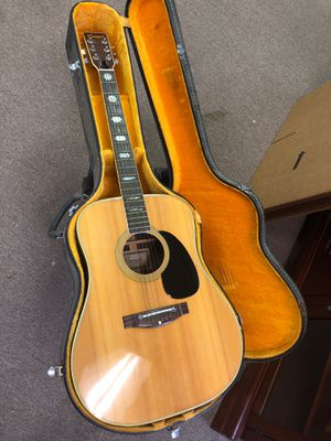 Conrad 6 String Acoustic Guitar 70s? for Sale in Grand Prairie, TX