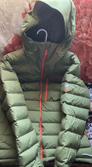 The North Face Windstopper 700 Pro Steep Series Mens Puffer Full Zip Hooded Jacket for Sale in Long Beach, CA