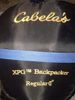 Cabelas 0* Sleeping Bag New for Sale in Edgewood,  WA