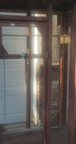 WALK-IN AVIARY / BIRD CAGE ON WHEELS for Sale in Anaheim,  CA