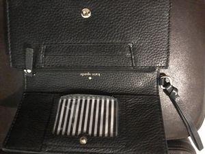 Kate Spade Black Wallet for Sale in Atlanta, GA