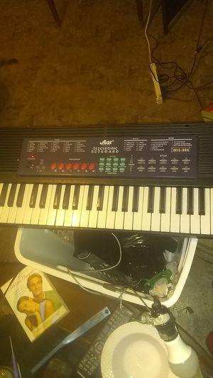 Miles electronic keyboard MLS - 886 for Sale in La Porte, TX
