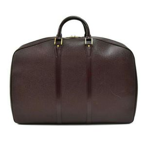 Louis Vuitton Poche Vintage Helanga Burgundy Taïga Leather Weekend/Travel Bag for Sale in Brooklyn, NY